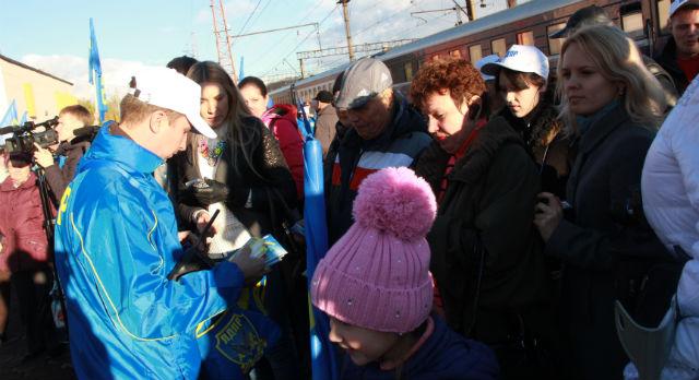 На призыв «Жалуйся Жириновскому»  первоуральцы откликнулись активно.