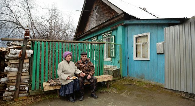 Алевтина и Сергей Хрущевы