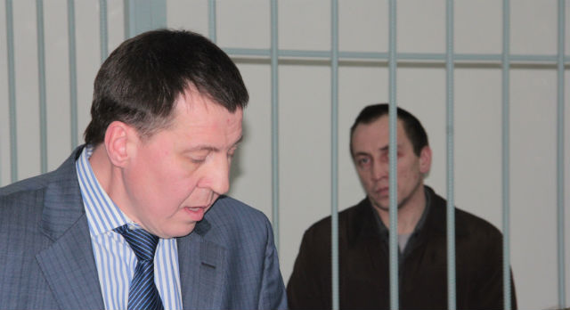 Адвокат Ренева Дмитрий Тиунов просит о мягком наказании в колонии-поселении
