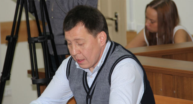 Адвокат Дмитрий Тиунов
