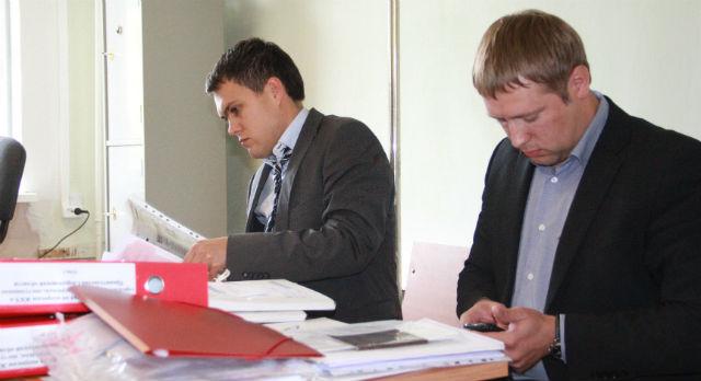 Дмитрий Крючков и Дмитрий Солдатов