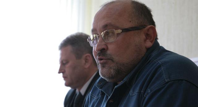Владимир Плюснин, заместитель председателя областного совета Всероссийского общества охраны природы