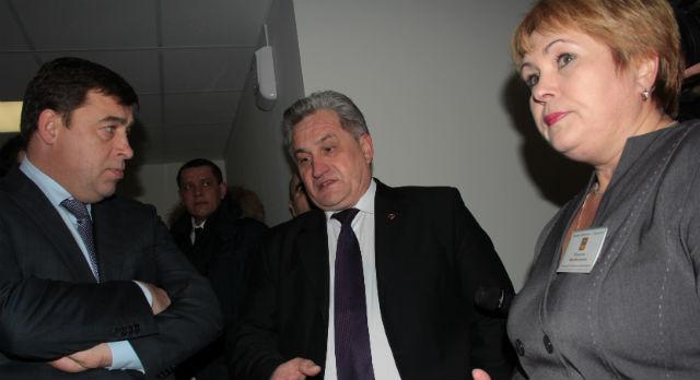 Начальник управления образования Нина Журавлева сообщила губернатору, что к 2015 году очередность в детские сады сократится до 55 человек