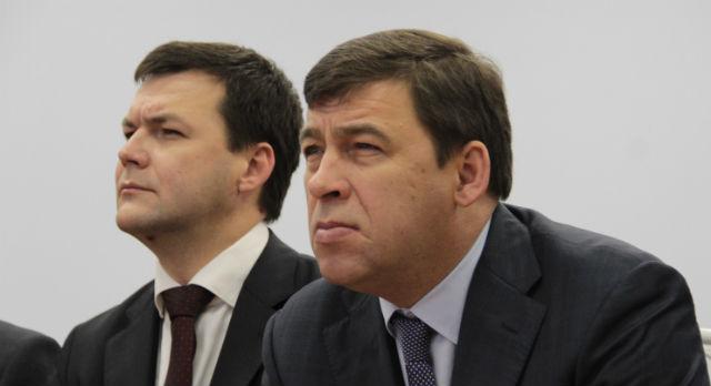 В ближайщем будущем Алексей Дронов и Евгений Куйвашев увидели все возможные варианты решения детсадовской проблемы