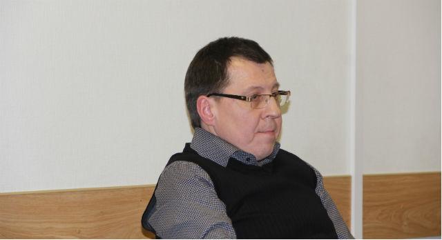 Дмитрий Тиунов, адвокат обвиняемого