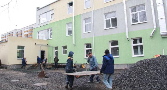 Строительство нового детсада в Первоуральске
