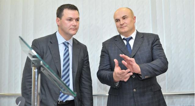 Алексей Дронов и Николай Козлов