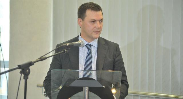 Алексей Дронов, глава администрации Первоуральска