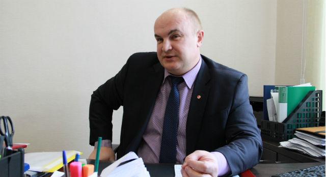Николай Козлов, глава городского округа Первоуральска Фото из архива редакции