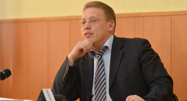Юрий Переверзев, экс-мэр Первоуральска