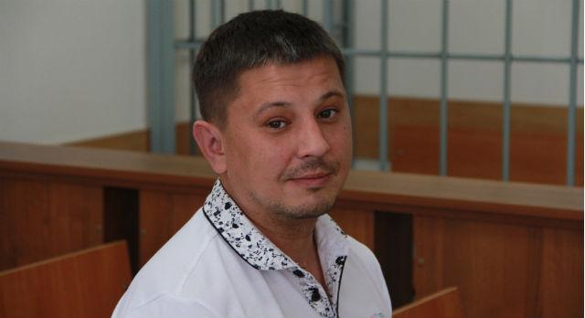 Дмитрий Сарафанов Фото из архива редакции