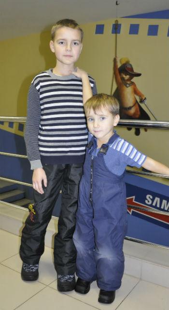 Михаил и Семен Пильниковы