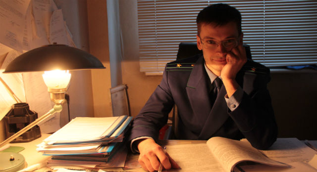 Олег Манягин, старший помощник прокурора