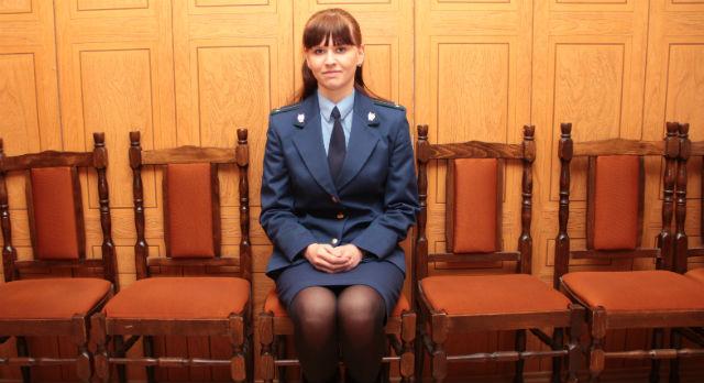 Татьяна Крохалева, помощник прокурора