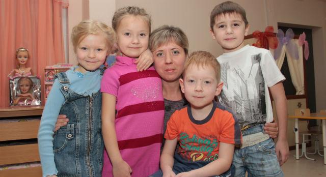 Татьяна Никонова, воспитатель