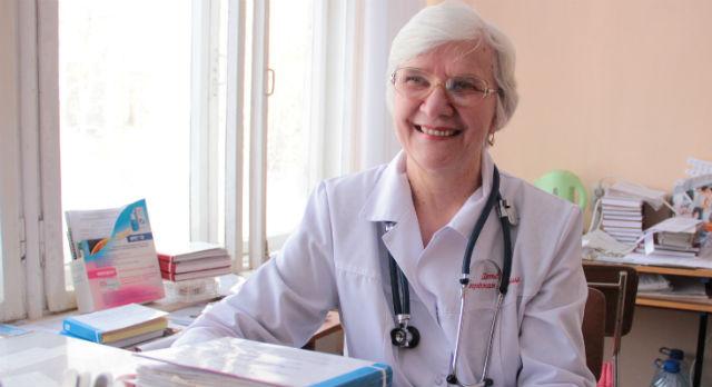 Татьяна Листраткина, педиатр