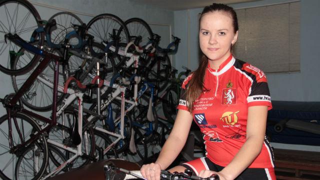 Татьяна Тонкова, будущая студентка