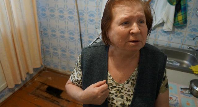 """Любовь Луткова: """"Боюсь остаться без угла"""""""