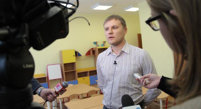 Руководитель проектов компании «ГЕН Стройурал» Александр Алексеев оказался не готов ответить на большинство конкретных вопросов представителей прессы/