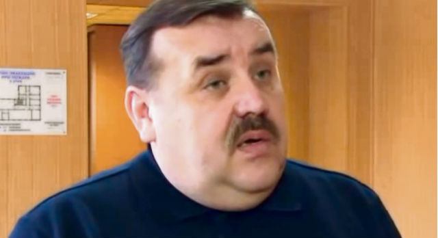 Геннадий Зверев. Фото с сайта pervouralsk.ru