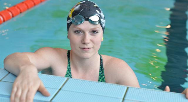 Дарья Шнюкова, пловчиха