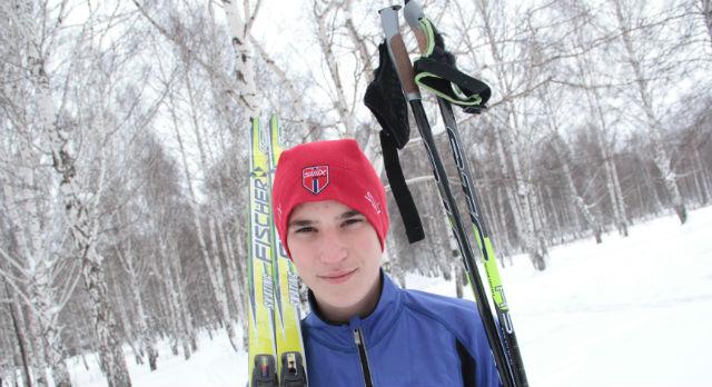 Максим Кадочников, лыжное ориентирование