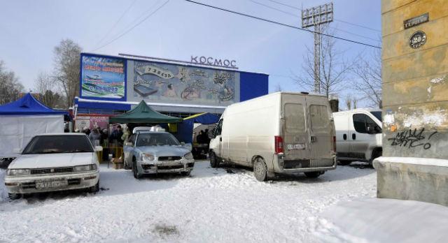 Новое место ярмарки выходного дня — улица Физкультурников.
