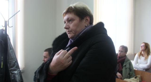 Мария Стецюк от комментариев отказалась.