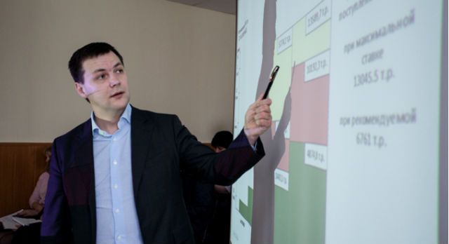 Алексей Дронов. Фото с сайта. prvadm.ru
