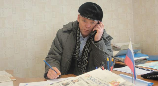 Начальник Билимбаевского СТУ Александр Гильденмайстер рекомендует жителям создавать ТСЖ, хотя даже сам не надеется, что из этой затеи что-то получится — контингент не тот.