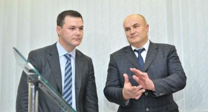 Алексей Дронов и Николай Козлов Фото из архива редакции