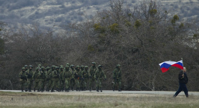 Путин: возможность введения войск на Украину есть, но пока нет необходимости. ИТАР-ТАСС