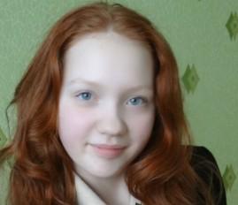 Анастасия Сапегина