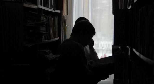 Библионочь в Первоуральске превратилась в Библиосумерки.   Фото ©Александра Артемьева