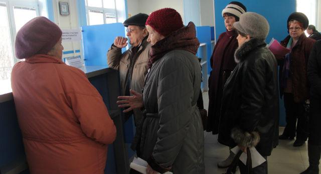 """Первым делом жители побежали разбираться с начислениями за февраль в """"Свердловэнергосбыт"""". В компании утверждают, что начислено все правильно."""