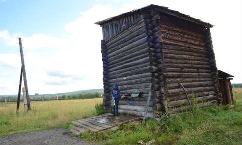 Скважина в Новоуткинске