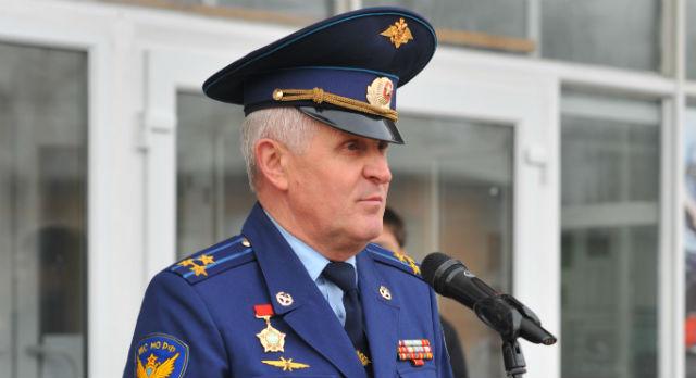 Александр Слабука, председатель городского Совета ветеранов