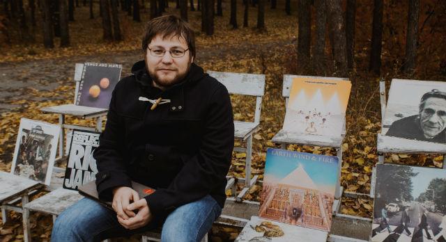 Игорь Цалер  Фото ©Анастасия Пономарева