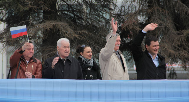 Глава администрации Алексей Дронов