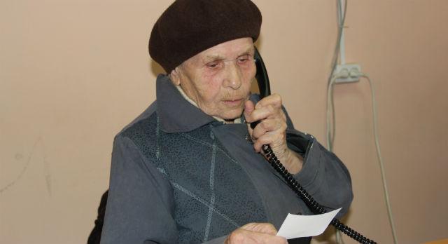 Тамара Денисова, труженик тыла, почетный новотрубник