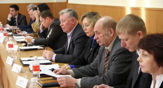 Депутаты первоуральской думы