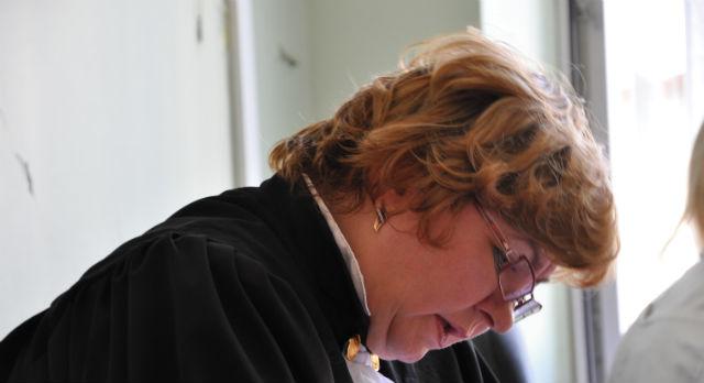 Судья Ольга Никитина