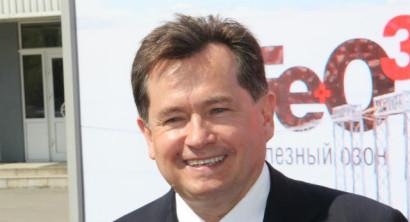 Генеральный директор группы ЧТПЗ Виталий Садыков