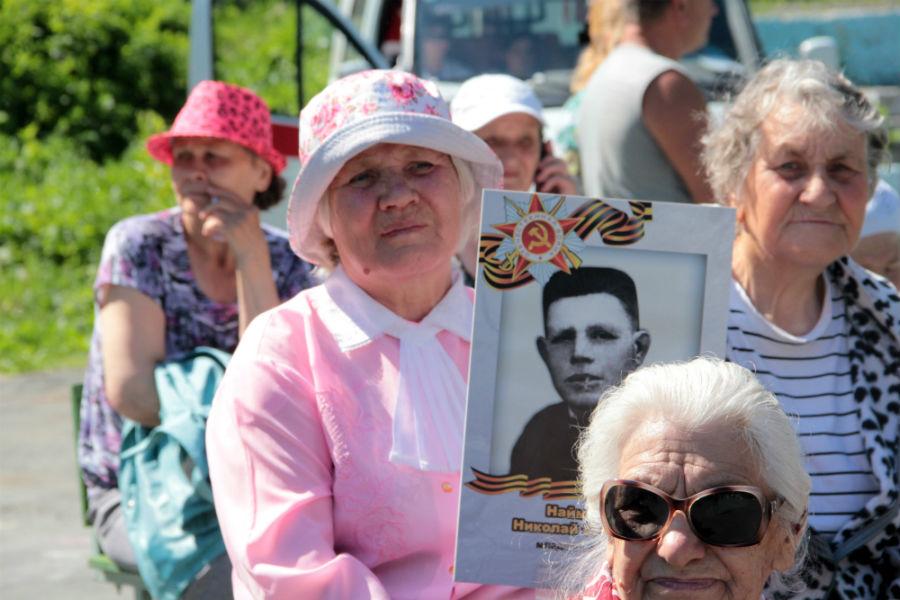 В Первоуральске отметили День памяти и скорби