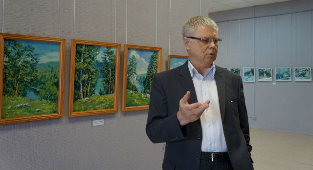 Владимир Криворотов Фото Ольги Хмелевой