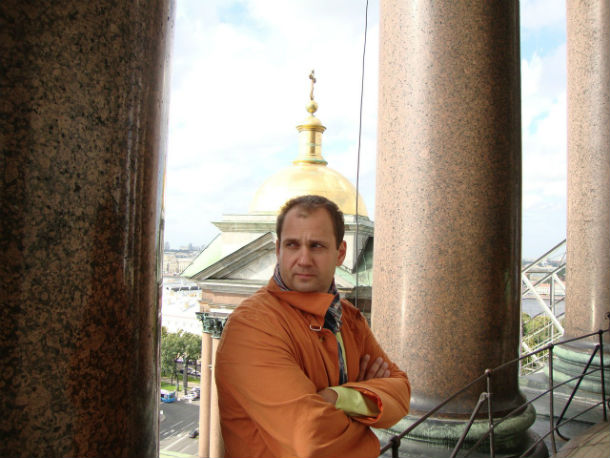 Сергей Лапенков Фото с сайта  vk.com