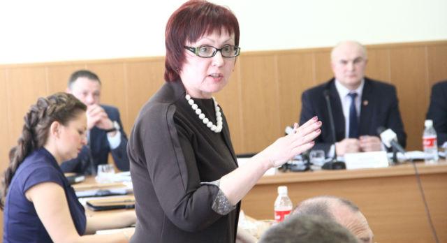 Ольга Воробьева Фото из архива редакции