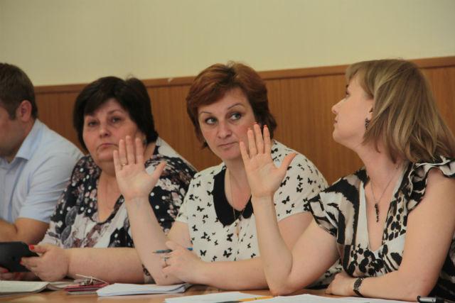 Практически все присутствующие поддержали программу развития Первоуральска до 2030 года