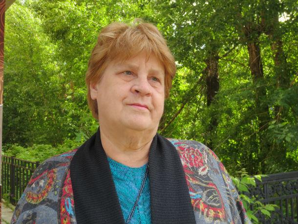 Елена Афонина Фото из архива редакции