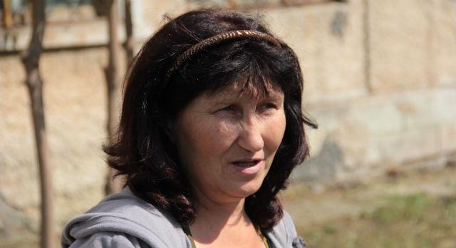 Инна Бердецкая приехала в Первоуральск из города Лутугино Луганской области. Фото Анны Неволиной